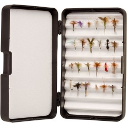 24 Assorted Dry Flies